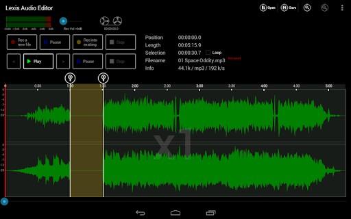 download audio mp3 editor uptodown