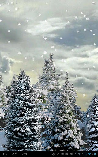 snowfall live free wallpaper apk download for android