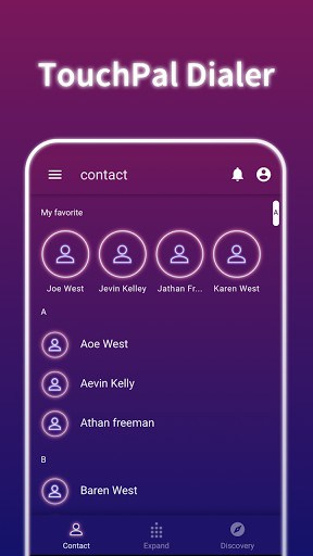 TouchPal Dialer - PhoneContact | APK Download For Android