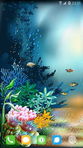 Underwater World Livewallpaper Apk Download For Android