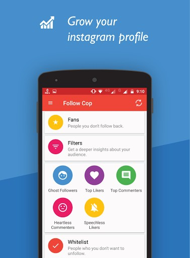 Unfollowers & Ghost Followers | APK Download for Android