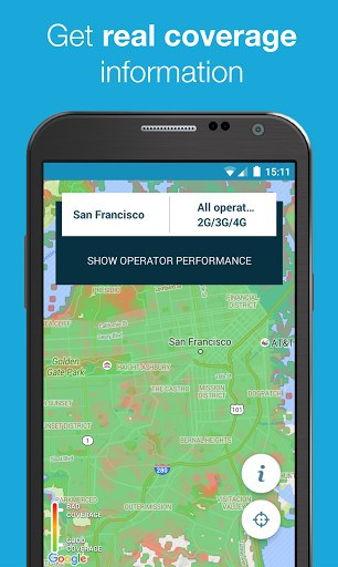 OpenSignal - 3G 4G WiFi Maps & Speed Test | APK Download For