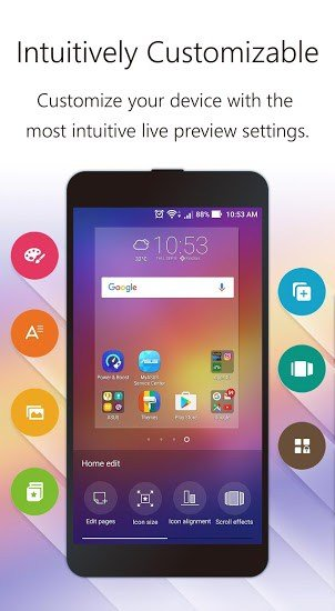 ZenUI Launcher Application | APK Download for Android