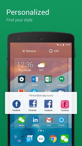 Download Arrow Launcher | APK Download for Android