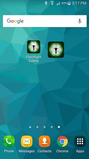 Galaxy Flashlight Free Download | APK Download for Android