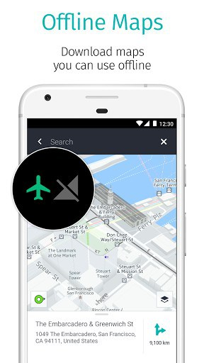 HERE - Offline Maps & GPS APK Download for Android