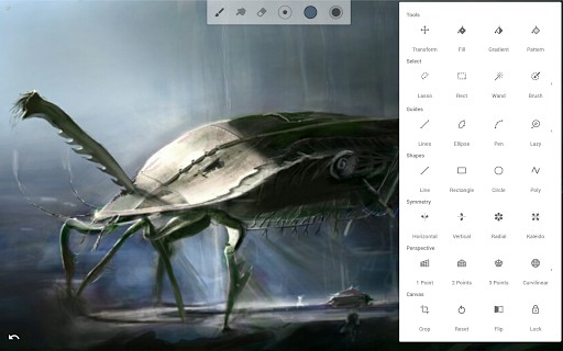 Infinite Painter Free Download   APK Download for Android