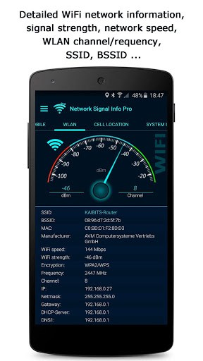 Network Signal Info APK for android | APK Download For Android