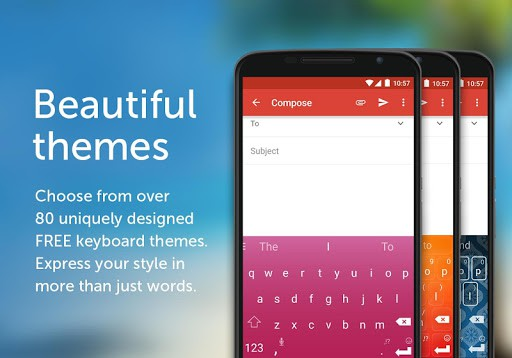 SwiftKey Keyboard Free APK Download For Android