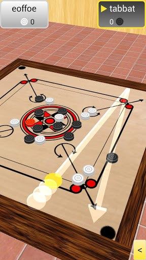 real carrom game