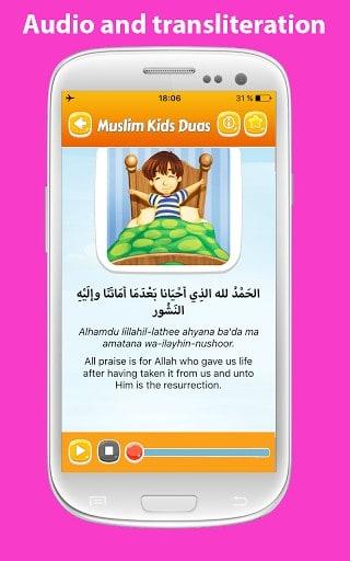 Daily duas for kids Muslim dua APK Download for Android