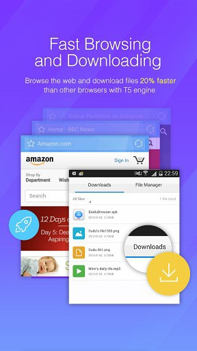 DU Browser APK for android | APK Download For Android