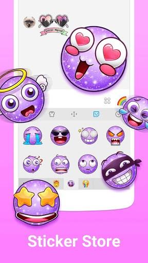 Facemoji Emoji Keyboard + GIFs App | APK Download for Android