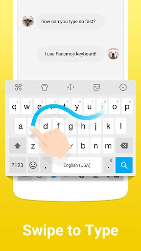 Facemoji Emoji Keyboard + GIFs App | APK Download for Android