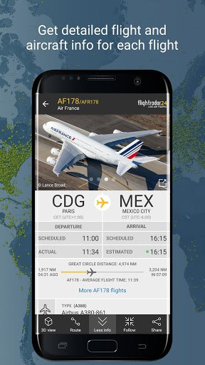 Flightradar24   Flight Tracker on the App Store