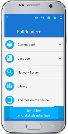 FReader: all formats reader APK Download for Android