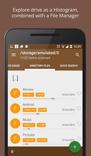 Storage Analyzer & Disk Usage | APK Download for Android