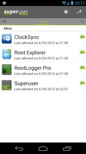Superuser APK | APK Download For Android