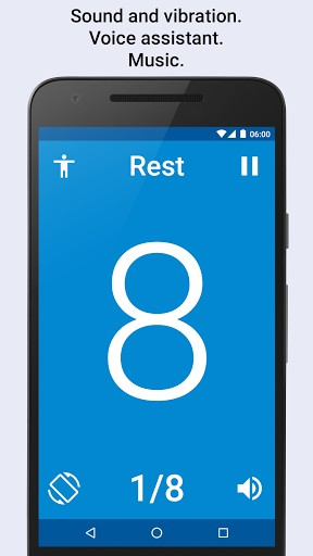 Tabata Timer Interval Timer APK Download for Android