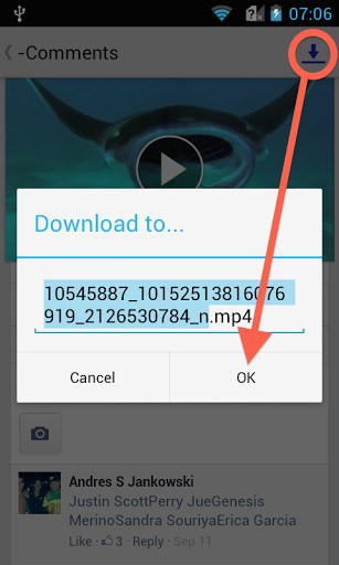 EZ Video Download for Facebook | APK Download for Android