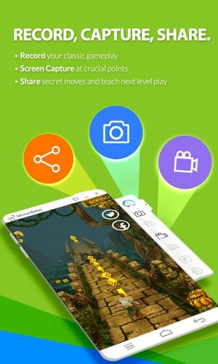 MirrorGo (Stream & Recorder) | APK Download for Android