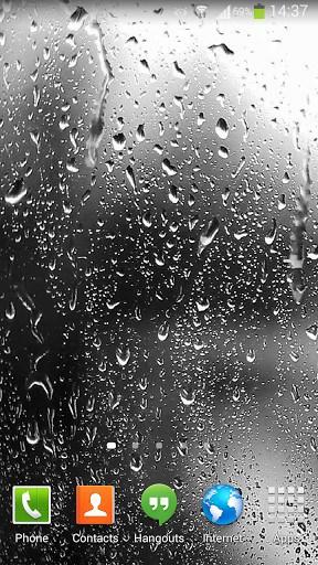 Raindrops Live Wallpaper Hd 8 App Apk Download For Android