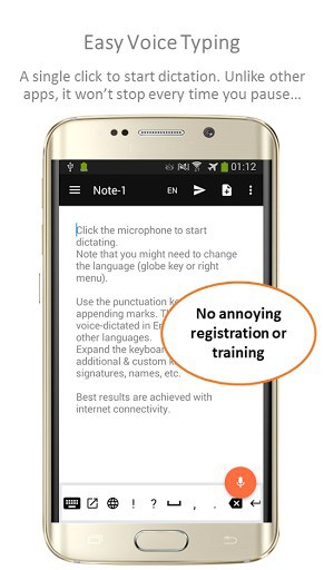 Speechnotes - Speech To Text | APK Download for Android