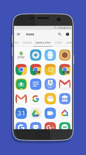 UX Experience S8 - Icon Pack | APK Download for Android