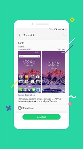 XOS - Launcher | Free Download | APK Download for Android