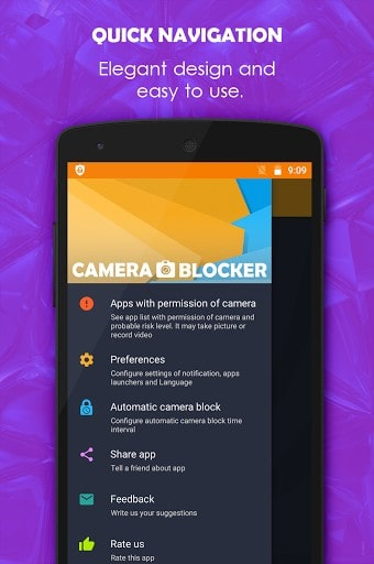 Camera Blocker - Anti Spyware | APK Download for Android
