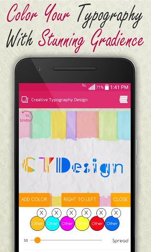 Creative Typography Design | APK Download for Android