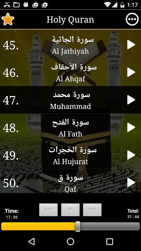 Full Quran mp3 Offline For Free | APK Download for Android