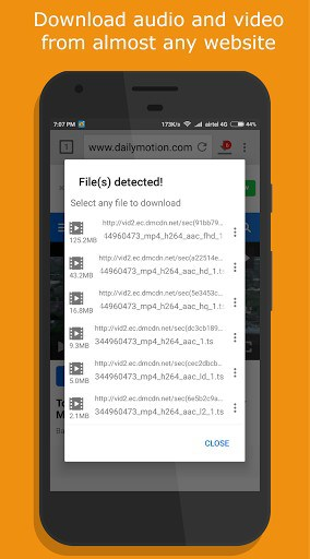 internet download manager para android apk