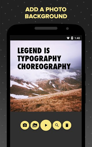 Legend - Animate Text in Video | APK Download for Android