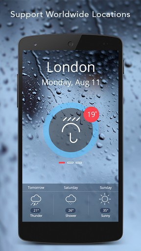 Live Weather For Free | APK Download for Android