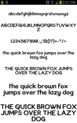 Neat Fonts for FlipFont free | APK Download for Android