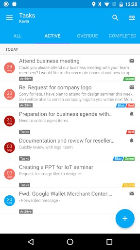 Nine Mail - Best Biz Email App | APK Download for Android