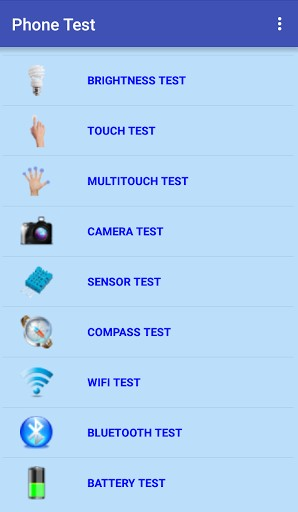 Phone Test (Hardware info) | APK Download for Android