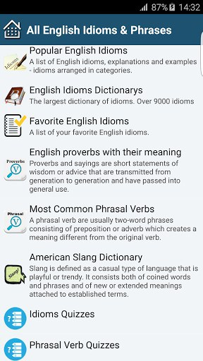 English Phrases With Meanings And Examples