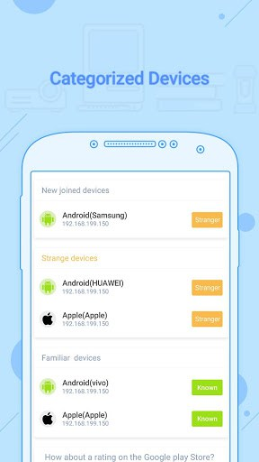 Block WiFi Thief - WiFi Spy Detector | APK Download for Android