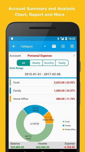 Expense Manager Free | APK Download For Android