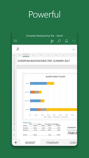 Download Microsoft Excel | APK Download for Android