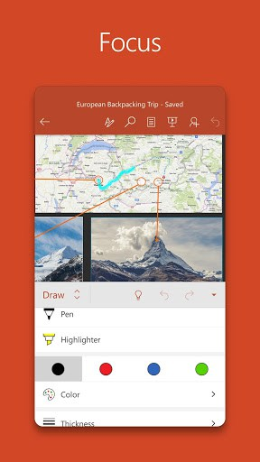 microsoft powerpoint apk download for android