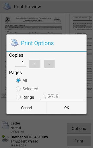 Mobile Print - PrinterShare | APK Download For Android