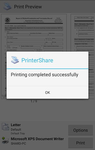 Mobile Print - PrinterShare APK Download for Android