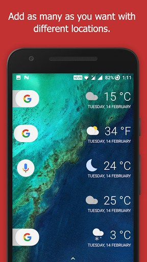 Pixel Widget -The Pill Weather | APK Download for Android