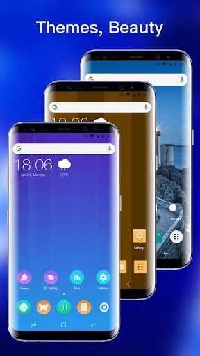 SS S8 Launcher for Galaxy S8 | APK Download for Android