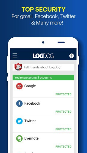 Stop Hackers & Security LogDog | APK Download for Android