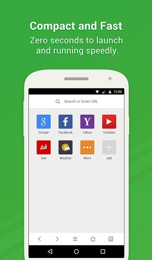 VC Browser - Download Faster | APK Download for Android