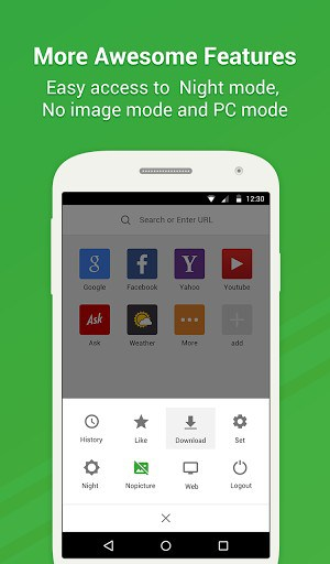 VC Browser - Download Faster   APK Download for Android